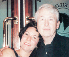 frank mccourts angelas ashes the authors memoir of his life My father and mother should have stayed in new york where they met and married and where i was born instead, they returned to ireland when i.
