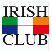 Logo dde l'Irish Club